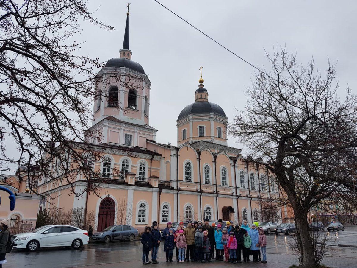 Образовательное мероприятие «Томск православный»