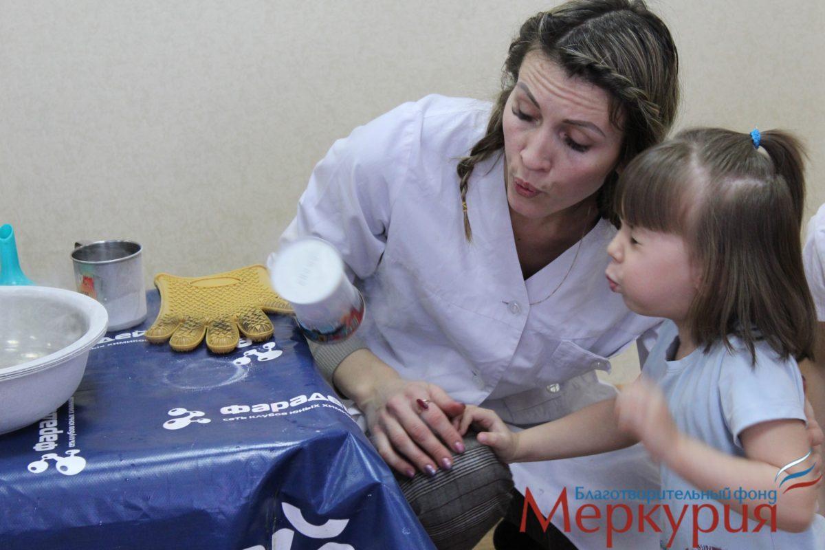 МАСТЕР-КЛАСС ОТ «ФАРАДЕЯ»